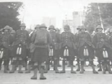 More details for ww1 leaving for front  48th canadian highlanders canada toronto ? postcard