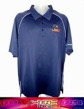 Adidas ClimaLite Men's Golf Shirt Short Sleeve Size XLarge Blue Nice Polyester