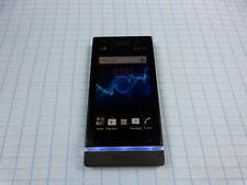 Sony Xperia U St25i 4GB Schwarz! Gebraucht! Ohne Simlock! TOP ZUSTAND!