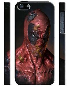 Iphone 4s 5 5s 5c 6 6S 7 8 X XS Max XR 11 12 Pro Plus Hard Case Deadpool Kids 11