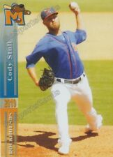 2019 Midland RockHounds Cody Stull RC Rookie Oakland Athletics