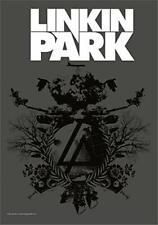 LINKIN PARK - PLAN B - FABRIC POSTER - 30x40 WALL HANGING - HFL0893