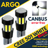 EXTREME WHITE CREE COB SMD LED SIDELIGHT 501 BULBS LAMP OFF ROAD RALLY