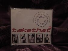 Take That Could It Be Magic RARE CD Single