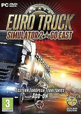 Windows XP Go East - Euro Truck Simulator 2 Add on VideoGames