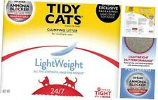 Purina Tidy Cats LightWeight 24/7 Performance Clumping 17 lb. 24/7 Performance
