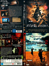 JEEPERS CREEPERS 1 + 2 --- Kulthorror --- Uncut --- 4 DVDs ---
