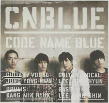 CNBLUE CODE NAME BLUE (Normal Edition) Japan Albu From japan