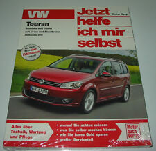 Reparaturanleitung VW Touran Benzin + Diesel mit Cross + Bluemotion ab 2010 NEU!