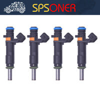 4pcs OEM 55353806 Fuel Injector For Vauxhall Opel Astra Vetra Z18XER 1.8L