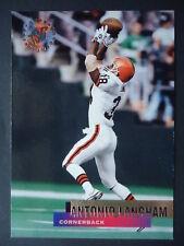 NFL 31 Antonio Langham Cleveland Browns Topps Stadium Club 1995