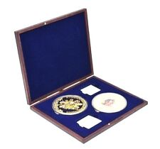 More details for 2015 christian religious coin collection god the father medallions coa proof