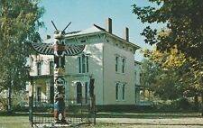 (T)  Terre Haute, IN - Historical Museum of the Wabash Valley - Exterior Grounds