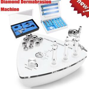 Diamond Microdermabrasion Dermabrasion Facial Peel Vacuum Skin Beauty Machine DE