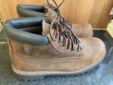 Sketchers Memory Foam Walking Hiking Waterproof Boots Size UK 12 EU 47.5 US 13