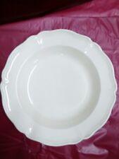 Wedgwood QUEENS PLAIN  piatto portata tondo +teiera difettata