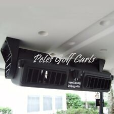 GOLF CART FAN BLOWER SYSTEM FOR 48 VOLT CARTS ROOF MOUNT