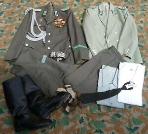 NVA - Grenztruppen Offiziers Uniform Orden
