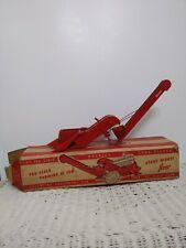 1/16 Carter Vintage Tru-Scale Toy Corn Picker with Original Box