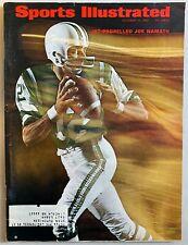 Sports Illustrated Magazine October 17, 1966 Broadway Joe Namath LA Rams