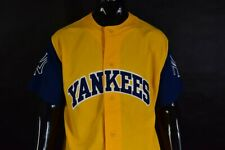 STARTER MLB New York Yankees Vintage Jersey Baseball Shirt SIZE M Men's