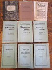 Mecklenburgische Jahrbücher / Mecklenburg / MV / Gemeindeverzeichnis / Rostock