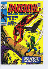 Daredevil #76 Marvel 1971
