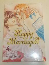 Happy Marriage?!: Vol 4 by Maki Enjoji (Paperback, 2014) 9781421559377