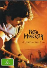 Pete Murray - A Year In The Sun (DVD) New