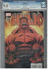 HULK #1 (2008) KEY 1st Appearance RED HULK CGC 9.8