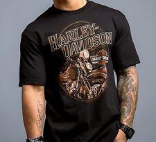 "Harley-Davidson Dealer Shirt ""MOVE & CRUISE"" T-Shirt  *5503-HC6N-S* Gr. S"