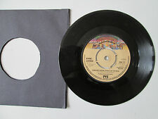 """Donna Summer - DOWN DEEP INSIDE(TheME FROM The DEEP) 7"""" Single - 1977 uk release"""