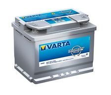 027 varta Start-Stop 560901068  agm d52 4 year warranty car battery