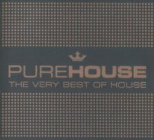 PURE HOUSE-THE VERY BEST OF HOUSE (C. HARRIS, DAVID GUETTA) 3 CD NEUF
