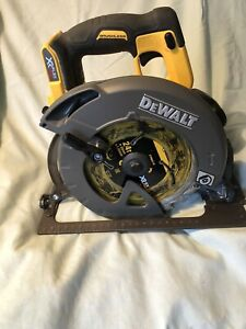 Dewalt XR Brushless circular saw Absolutely immaculate condition