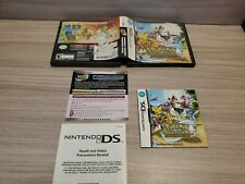 NO GAME! *Case & Inserts ONLY* Pokemon Ranger Guardian Signs Nintendo DS