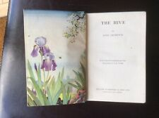 """""""The Hive"""" by John Crompton, printed by William Blackwood & Sons, 1947."""