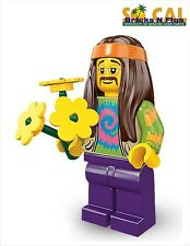 LEGO MINIFIGURES SERIES 7 8831 Hippie NEW