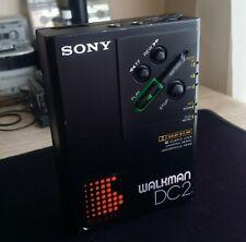 Sony Walkman WM-DC2 Professional *NEW GEAR*