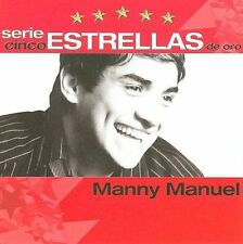 Mauel, Manny : Serie Cinco Estrellas De Oro CD