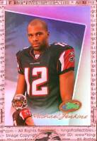 MICHAEL JENKINS 2004 eTopps #75 Falcons Card IN HAND New England Patriots
