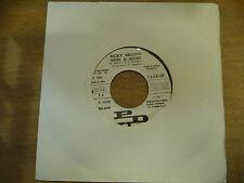 "RICKY BELLONI(NEW TROLLS)""RICORDI DA BRUCIARE-disco 45 giri PDU 1975 PROG.ITALY"