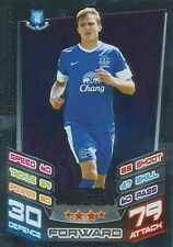 N°364 NIKICA JELAVIC CROATIA EVERTON.FC Guizhou Renhe CARD MATCH TTAX TOPPS 2013