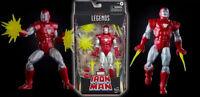 *NEW* Marvel Legends Silver Centurion Iron Man Walgreens Exclusive