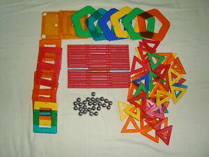 Original Geomag, Panels, Magnetspiel, Magnetbaukasten