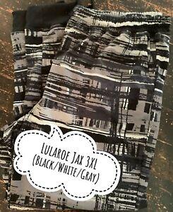 Lularoe Jax 3XL (Gray/Black/White)