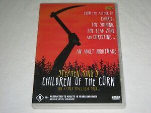 Children Of The Corn - VGC - All Regions - DVD