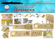 Shipyard 1/350 350018 Wood Deck IJN Shokaku for Fujimi