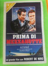 BOOK LIBRO PRIMA DI MEZZANOTTE Paul Monette Robert De Niro Film 1988 (L56)