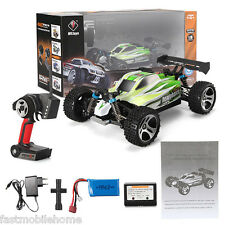 Wltoys Coche RC a959-b 1/18 4wd todoterreno 2.4g 540 Motor Brushed ALTA